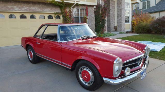1967-mercedes-250-sl-european-Headlights