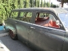 Jonathan Ward's Derelict Wagon