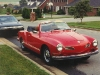 Karman Ghia Convertible