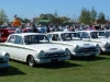 Lotus Cortina's all in a row