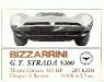 Bizzarrini 3500 Catalog