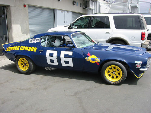 Investment Race Car