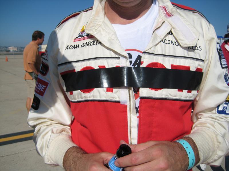 Team CarCast Firesuit