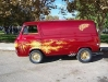 E100 Ford Custom Van