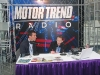 Motor Trend Booth