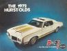 Hurst Olds 1972 Ad