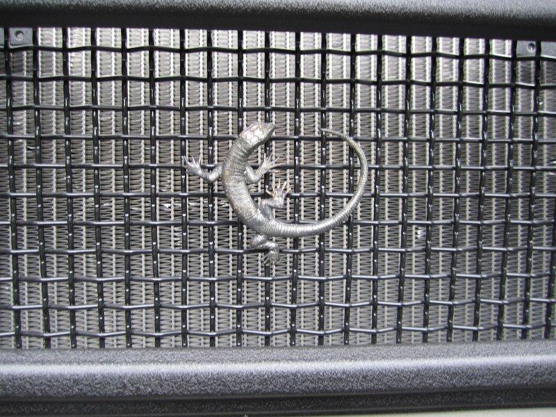 FJ40 Grill Emblem