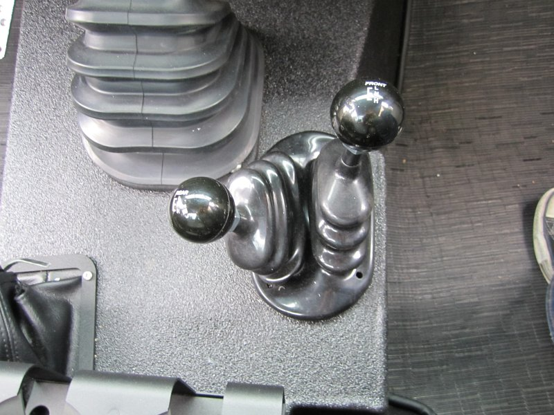 Icon FJ40 Levers