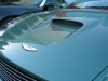 Foose Aston Martin DB9 Hood Scoop