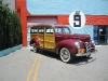 Stan Misraje's 1940 Ford Deluxe Woody Wagon