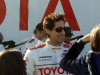Adrien Brody at the Toyota Celebrity Race