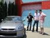 Zach Levi's Nissan GTR