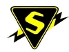 Sylvania \'S\' sticker on back of the Excursion