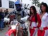 Baja 500 Bike and Coke Chicks