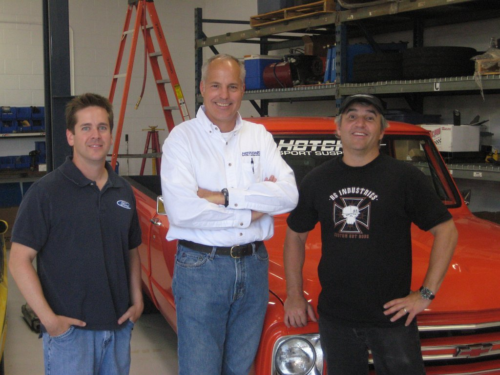 Ganz, Motorator Matt, John Hotchkis