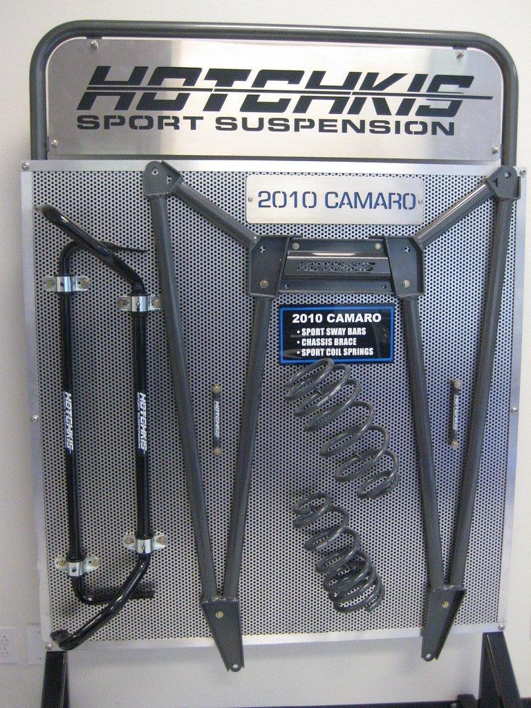 New Camaro Display Board
