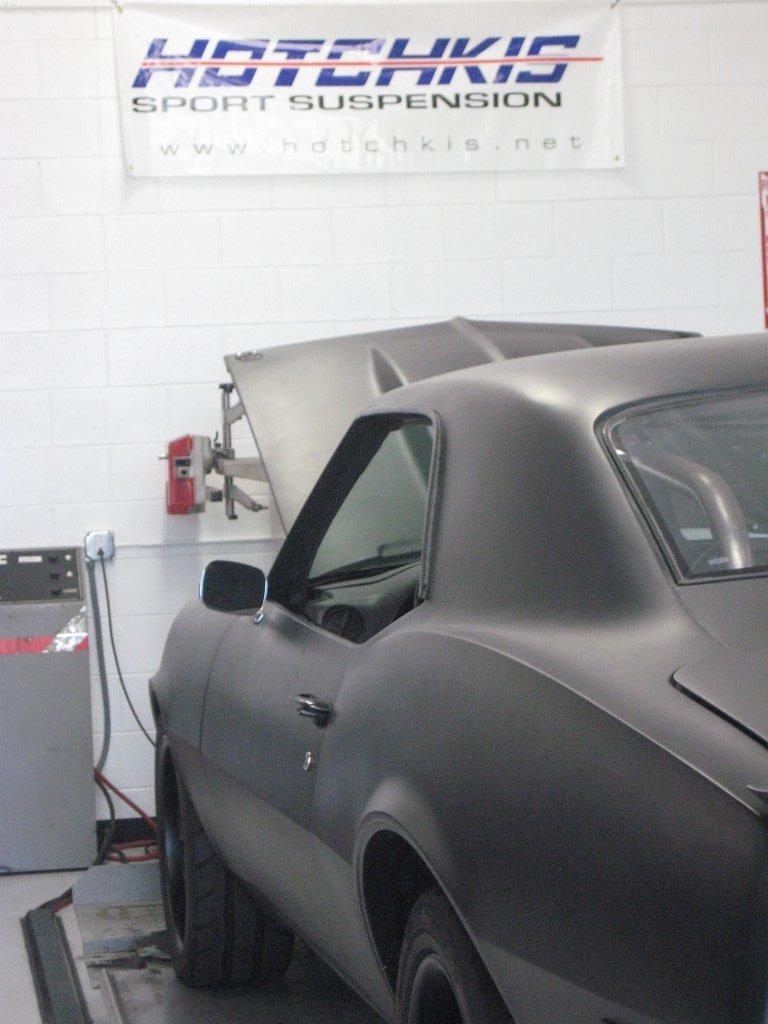 Another Customer Car