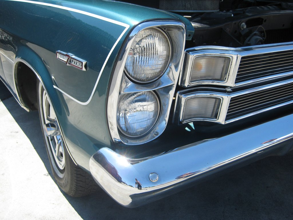 Galaxie about to be treated to new Hotchkis Suspension