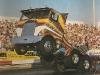 Drag Semi-Truck