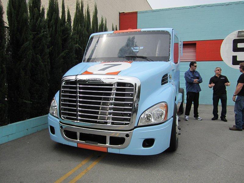 Mike Ryan's Freightliner