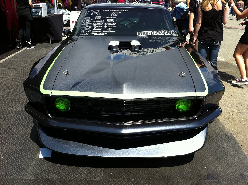 Vaughn's RTR-X Mustang