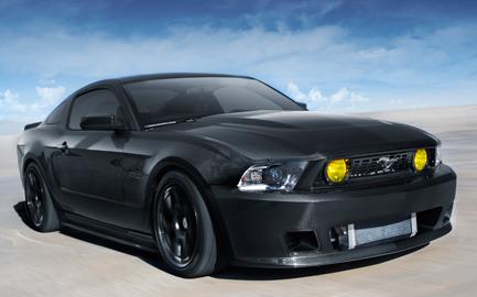 Vaughn Gittin Jr's RTRC Mustang