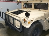 Humvee getting the treatment
