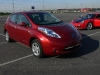 Oh yeah, the Nissan Leaf