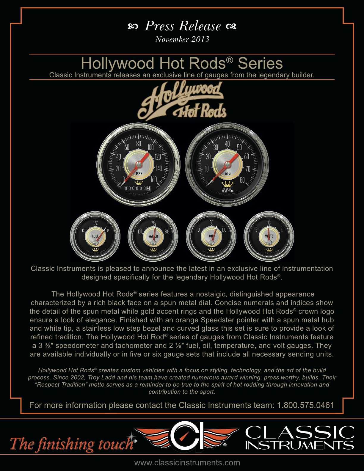 Classic_Instr_Hollywood_Hot_Rods_Press_Release
