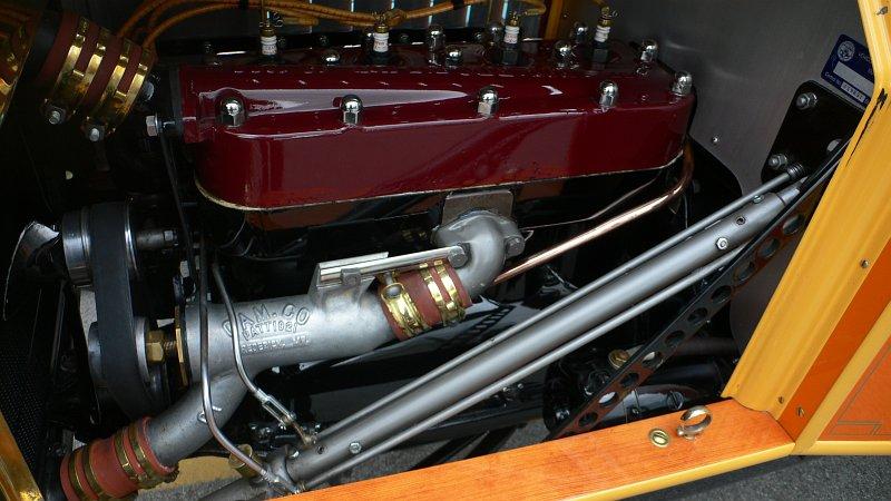 Matt Pumphrey's 1912 Model T Racer