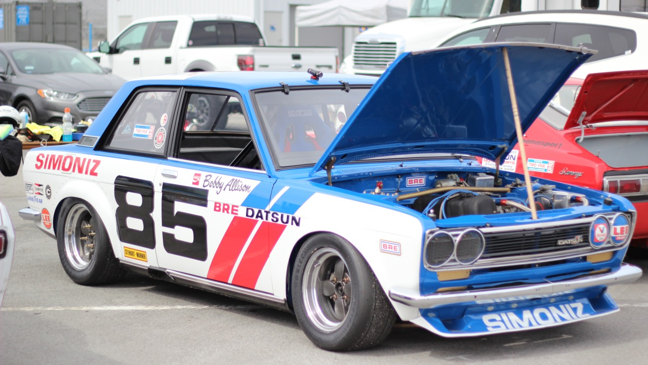 Hmsa Vintage Race At Laguna Seca Carcast