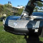 Front Cadillac V16 Show Car