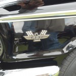 Galaxie - Badge Says it all