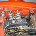 Roadster Engine Before