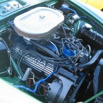 Sunbeam Tiger Engine