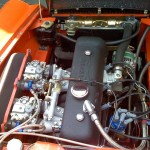 Roadster Engine After